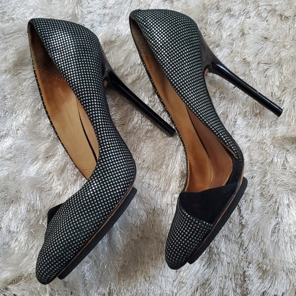 L.A.M.B. D'Orsay Stilleto Heels